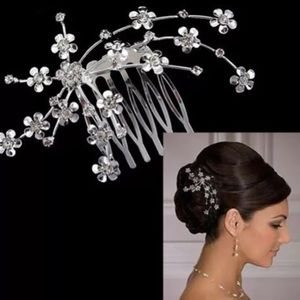 Madison Dainty Bridal Hair Comb